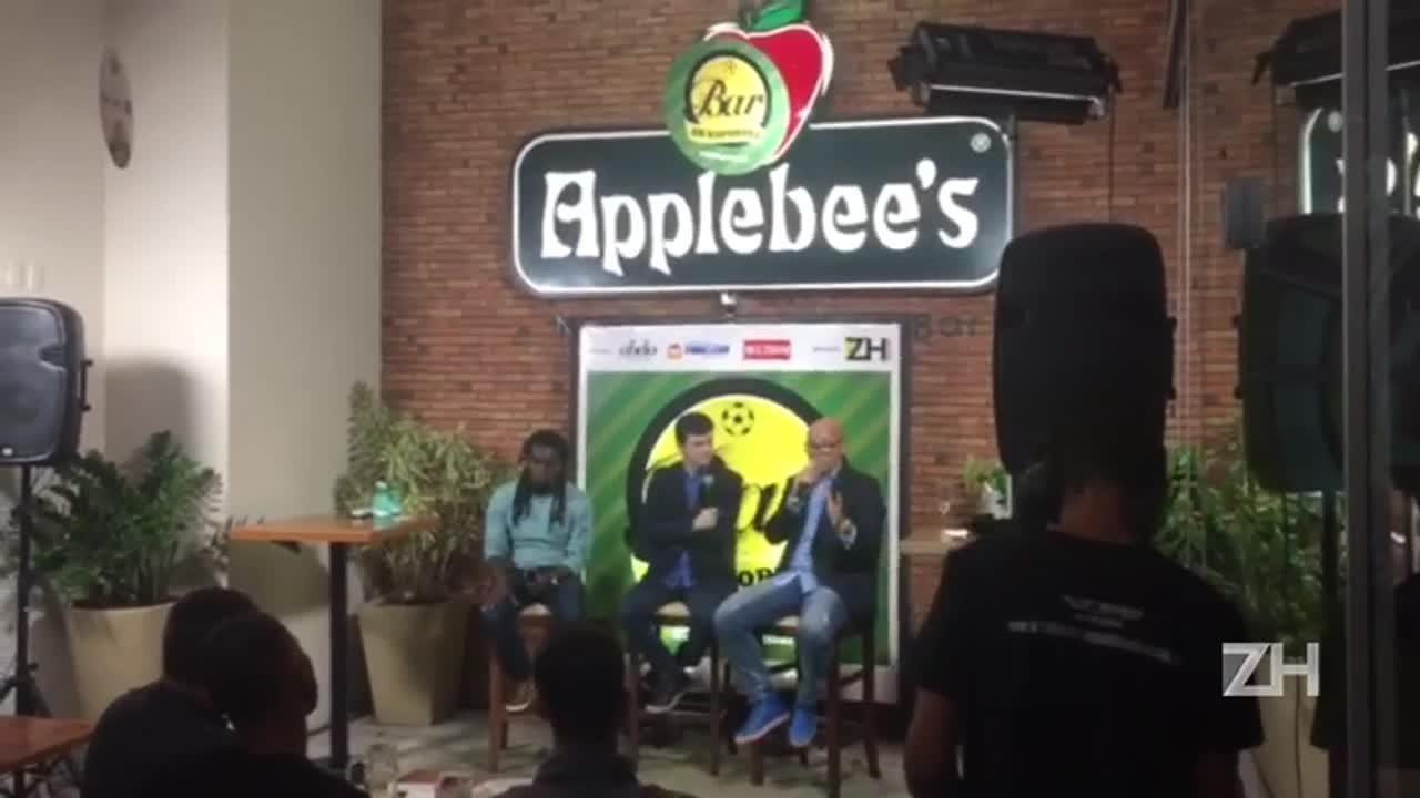 Dinho fala do amistoso comemorativo da conquista do Bi da Libertadores
