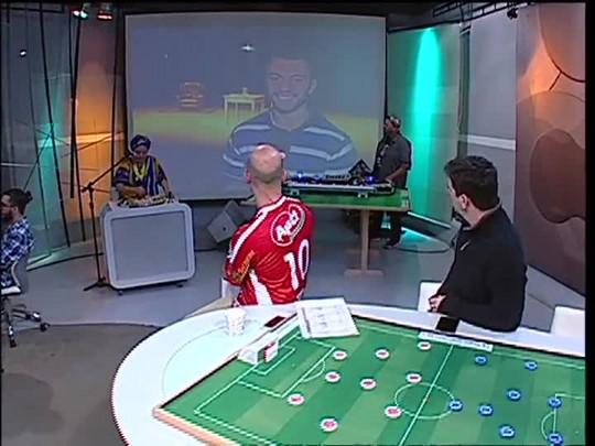 Super TVCOM Esportes - Fernando Muniz fala sobre o Porto Alegre em Cena - 11/09/15