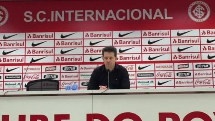 Argel comenta empate do Inter com o Figueirense