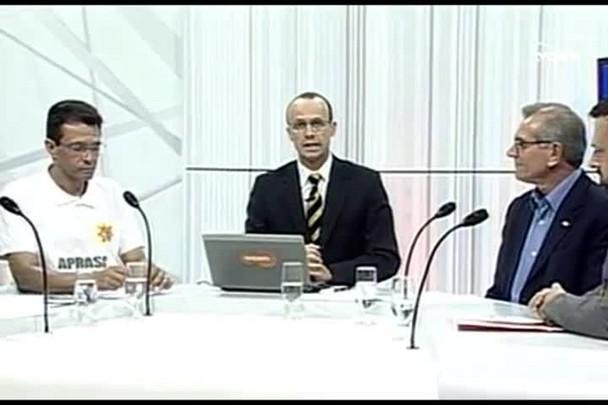 TVCOM Conversas Cruzadas. 2º Bloco. 17.11.15