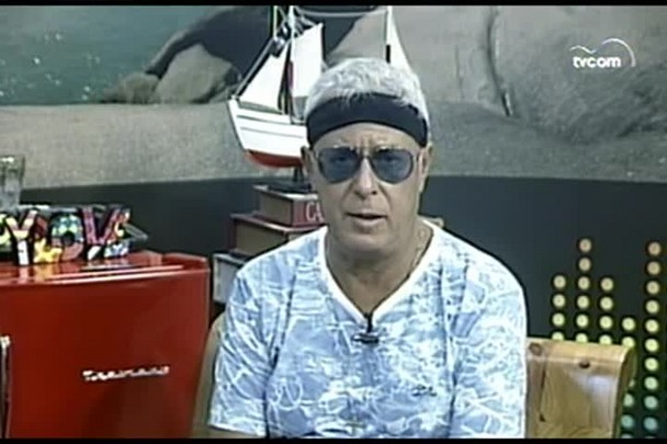 TVCOM De Tudo um Pouco. 3º Bloco. 03.01.16