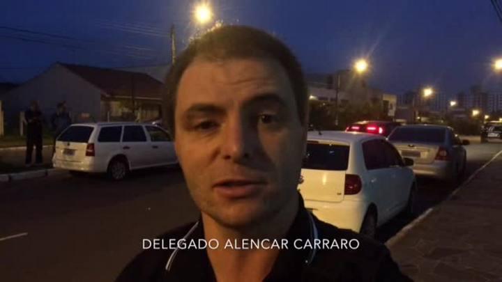 Presos ladr�es que roubavam carros de luxo dentro de centros comerciais em Canoas