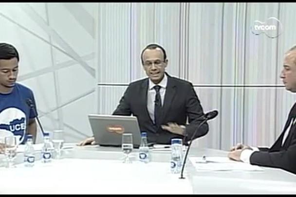 TVCOM Conversas Cruzadas. 2º Bloco. 08.04.16