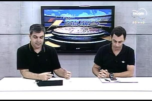 TVCOM Esportes. 3º Bloco. 08.04.16