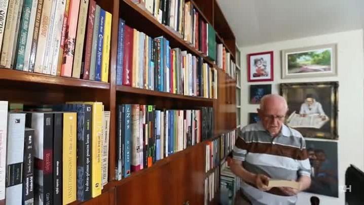 A biblioteca do impulso