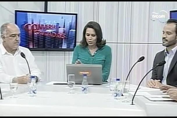 TVCOM Conversas Cruzadas. 4º Bloco. 11.05.16