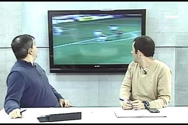 TVCOM Esportes. 2º Bloco. 24.06.16
