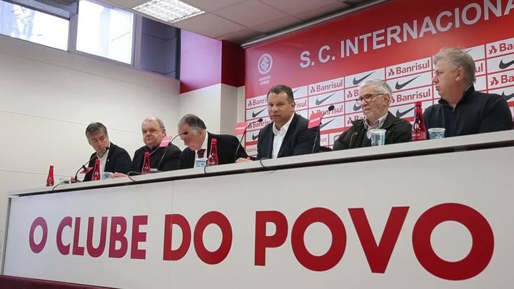 """Celso Roth define sua atuação no Inter: \""""Equilíbrio\"""""""