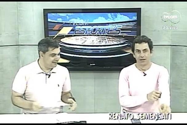 TVCOM Esportes. 1º Bloco. 20.09.16