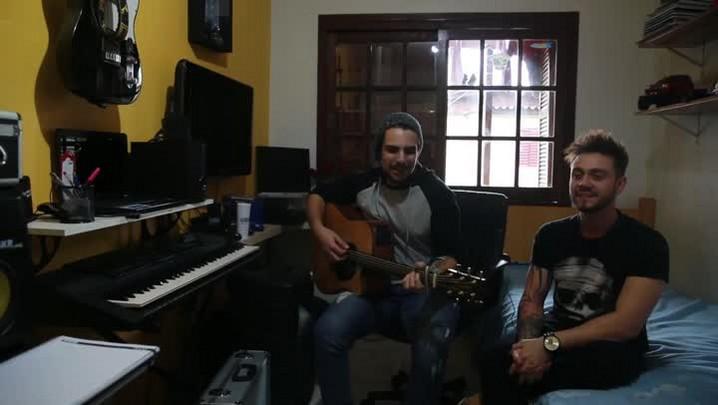 Estrelas da Periferia- conheça a dupla Johnni & Pedrinho