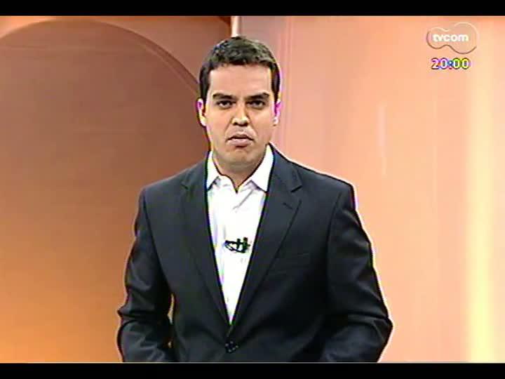 TVCOM 20 Horas - 08/01/13 - Bloco 1 - Prefeito de Canoas apresenta projeto para viabilizar RS 010