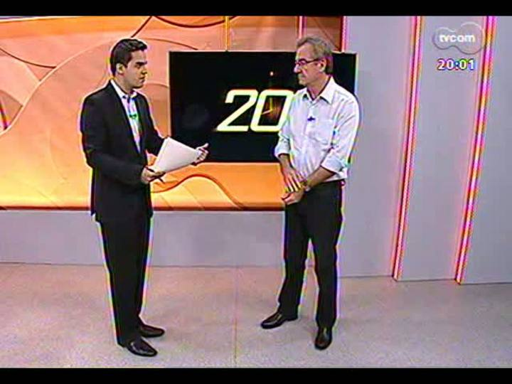 TVCOM 20 Horas - Adiada a análise de vetos dos royalties - Bloco 1 - 05/03/2013