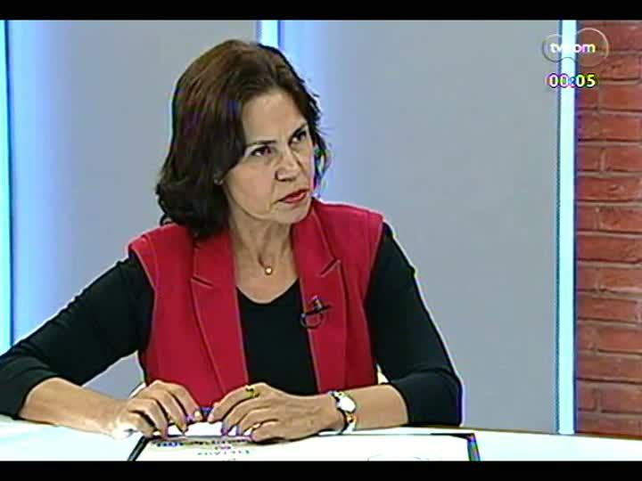 Mãos e Mentes - Diretora presidente da Fapergs, Nádya Pesce - Bloco 4 - 21/03/2013