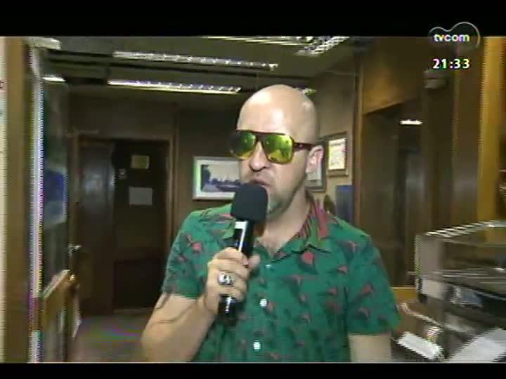 TVCOM Tudo Mais - DR na TV: confira os bastidores do quadro \'Quase Perfeito\', com Fabrício Carpinejar - parte 1