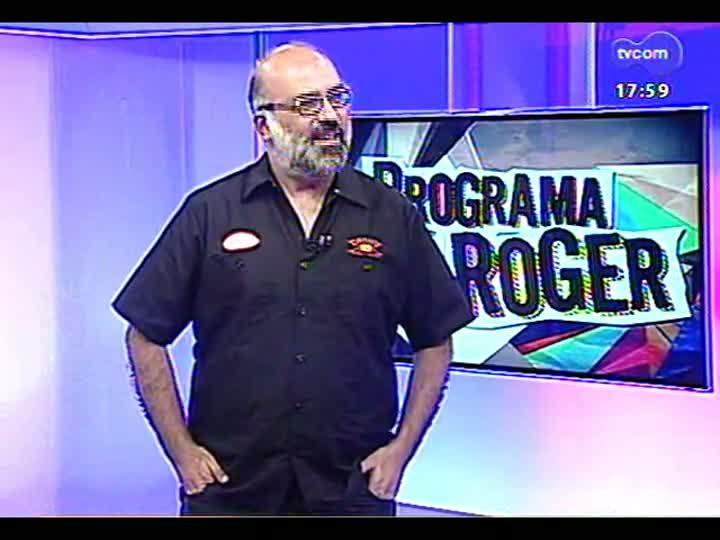 Programa do Roger - Confira a apresentação de Rodrigo Pareha e banda - bloco 2 - 14/05/2013