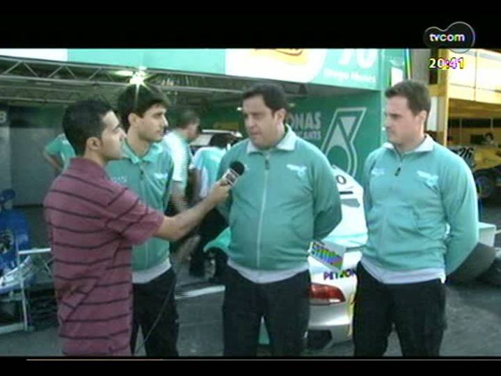 Carros e Motos - Descubra o segredo da relação entre pilotos e equipe - Bloco 2 - 19/05/2013