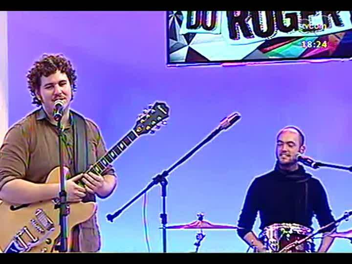 Programa do Roger - Confira a participação da banda Dingo Bells - bloco 4 - 23/05/2013