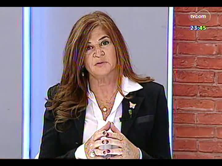 Mãos e Mentes - Presidente da Fundação Thiago de Moraes Gonzaga, Diza Gonzaga - Bloco 2 - 31/05/2013
