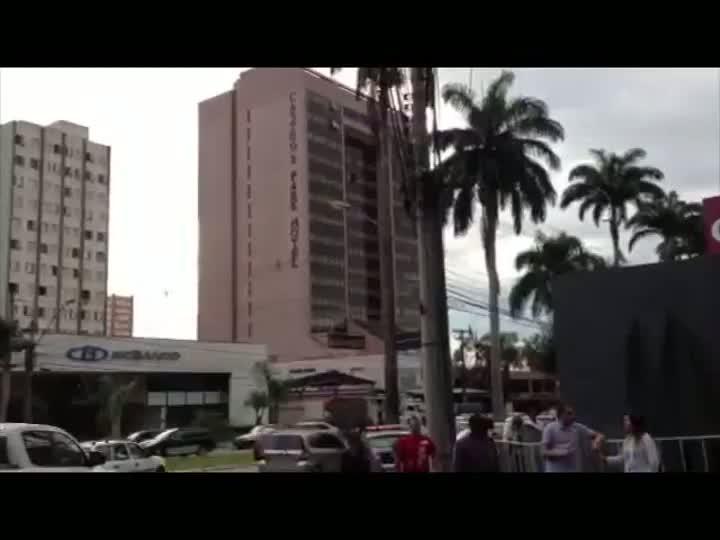 Conheça os dois hoteis da Seleção Brasileira em Goiânia - 03/06/2013