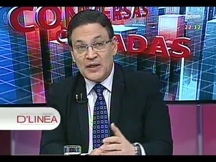 Conversas Cruzadas - Debate sobre a disparada do dólar, as exportações e a influência dos protestos no mercado exterior - Bloco 2 - 19/06/2013