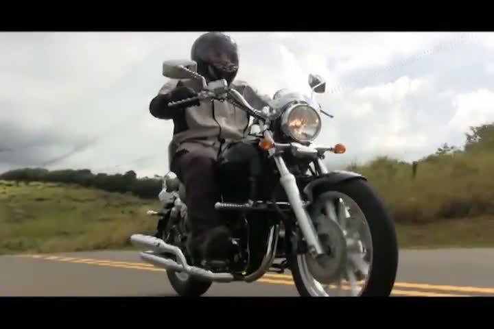 Carros e Motos - Dafra apresenta Horizon 250cc - opção de estradeiras de baixa cilindrada - Bloco 3 - 07/07/2013
