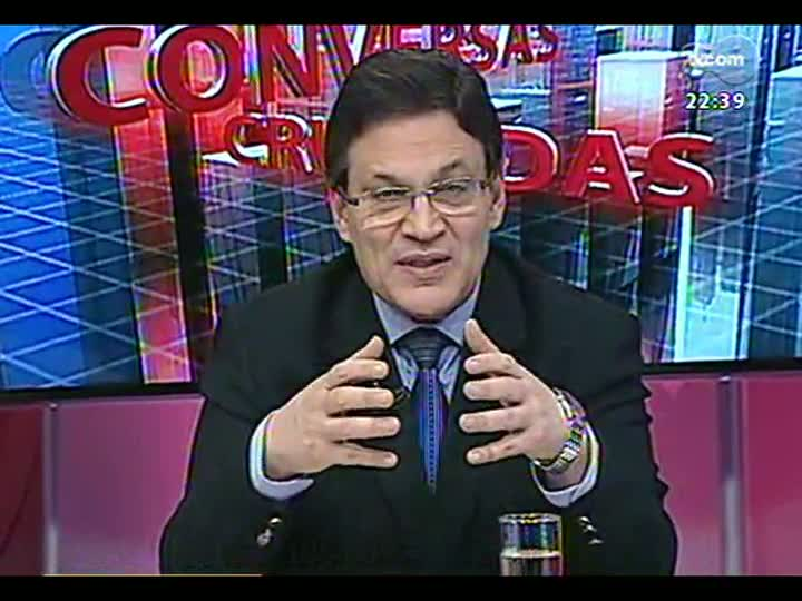 Conversas Cruzadas - Debate sobre o descontrole nos acessos ao sistema de dados sigilosos do RS - Bloco 2 - 13/08/2013