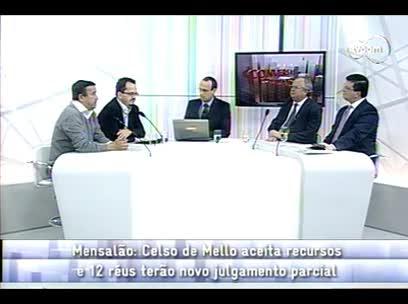 Conversas Cruzadas - Julgamento Mensalão - 4º bloco – 18/09/2013