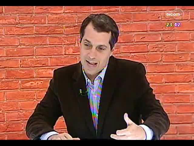 Mãos e Mentes - Veterinário e vice-presidente da Associação dos Fiscais Estaduais Agropecuários, Antônio Augusto Medeiros - Bloco 2 - 01/10/2013