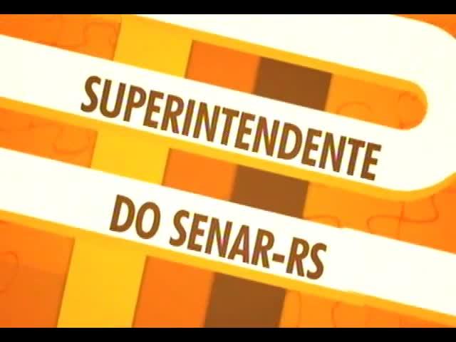 Mãos e Mentes - superintendente do Senar-RS, Gilmar Tietböhl - Bloco 1 - 15/10/2013