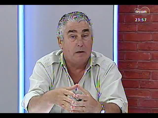 Mãos e Mentes - Leiloeiro rural e diretor da Trajano Silva Remates, Marcelo Silva - Bloco 3 - 29/10/2013