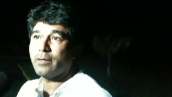 Avô de menina morta em desmoronamento em Bom Princípio conta o que viu no local