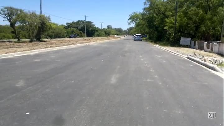 Estrada de acesso ao Cassino está em obras há nove verões