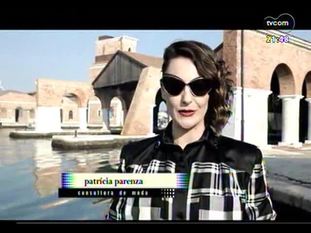 TVCOM Tudo Mais - \'As Patrícias\': confira um passeio pela mais antiga Bienal de artes do mundo, em Veneza