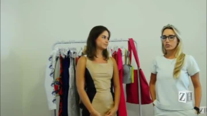 Stylist Gabriela Casartelli dá dicas de como usar couro no verão
