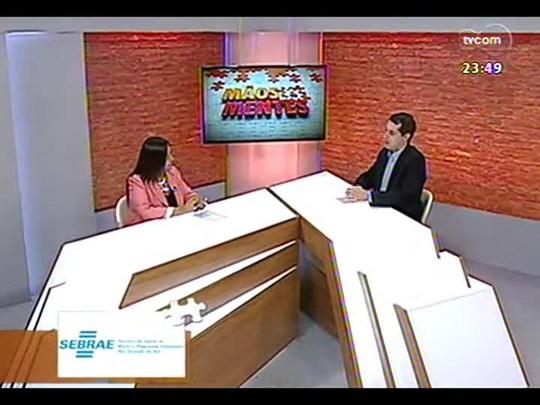 Mãos e Mentes - Presidente do CPERS, Rejane de Oliveira - Bloco 2 - 06/12/2013