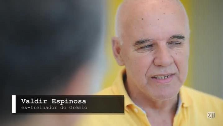 O comandante tricolor: Valdir Espinosa relembra o título do Mundial de 83