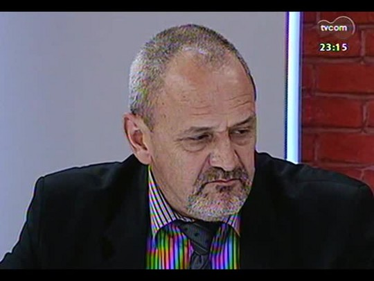 Mãos e Mentes - Diretor-presidente da ETPC, Vanderlei Cappellari - Bloco 2 - 15/12/2013