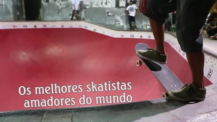Campeonato de skate amador RTMF Number One