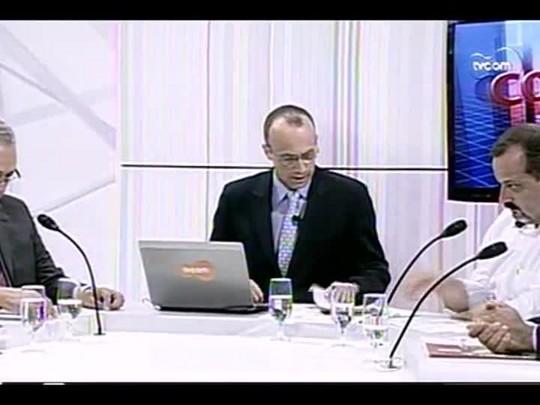 Conversas Cruzadas - 4o bloco - Sistema prisional - 10/01/2014