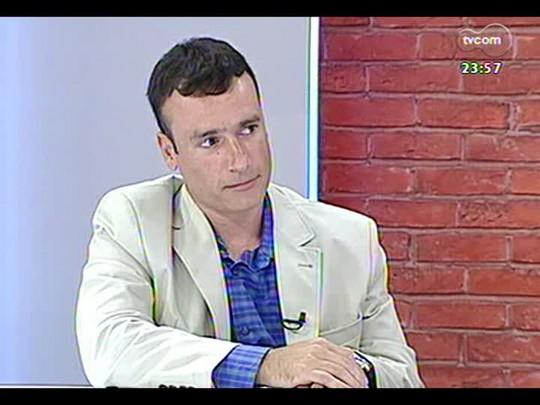 Mãos e Mentes - Sócio-diretor da Japesca Gabriel Mendo da Cunha - Bloco 3 - 20/01/2014
