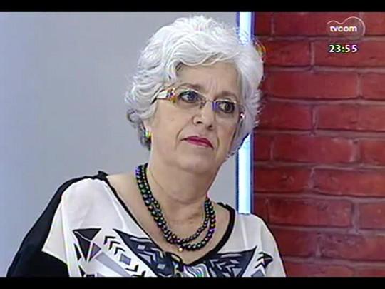 Mãos e Mentes - Psicóloga, fundadora do Serviço de Orientação Vocacional da Ufrgs - Bloco 3 - 21/02/2014