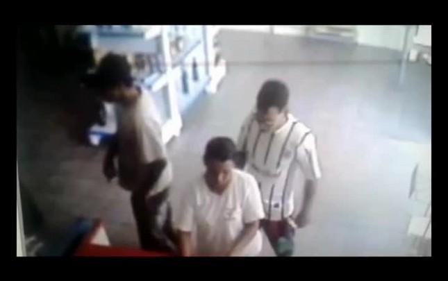 Trio assalta posto de combustíveis com escopeta em Joinville