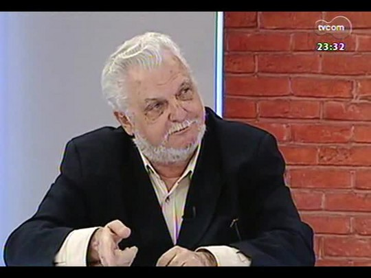 Mãos e Mentes - Especialista em direitos humanos Jair Krischke - Bloco 2 - 01/04/2014