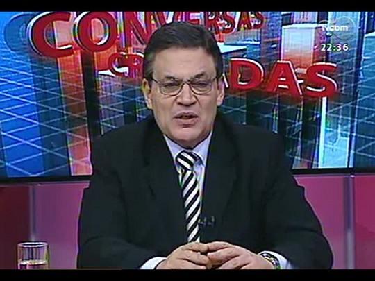 Conversas Cruzadas - Debate sobre a legislação eleitoral que impede a pré-campanha - Bloco 2 - 14/04/2014