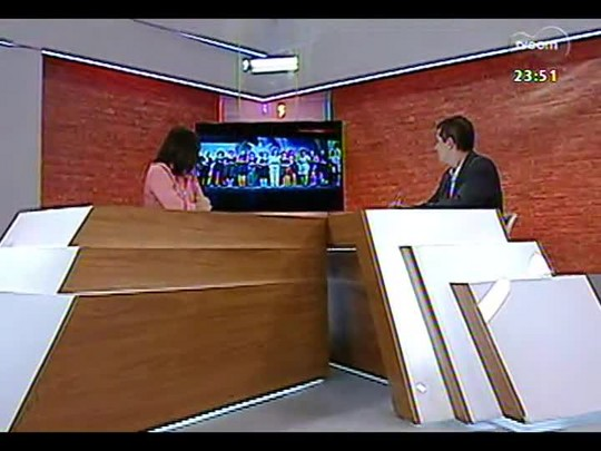 Mãos e Mentes - Jornalista Rosane Marchetti - Bloco 4 - 15/04/2014