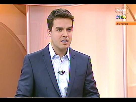 TVCOM 20 Horas - Retorno do feriadão tem congestionamentos nas rodovias - Bloco 3 - 21/04/2014