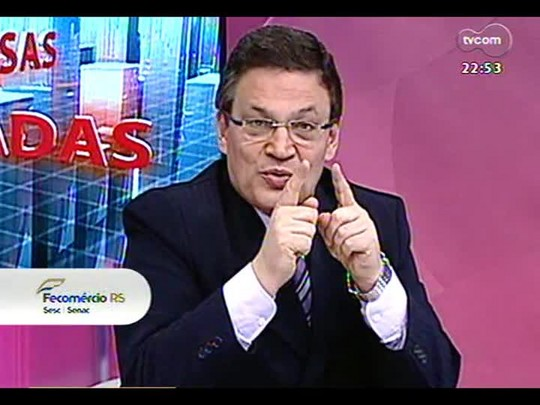 Conversas Cruzadas - Conversa sobre a nova Zero Hora - Bloco 4 - 02/05/2014