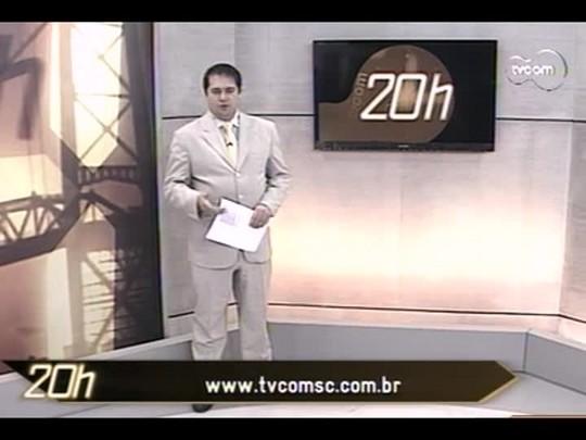 TVCOM 20 Horas - E as articulações políticas para compor as chapas à majoritária neste ano - Bloco 3 - 30/06/14