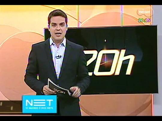 TVCOM 20 Horas - O fim do prazo dos municípios para regularização da coleta de lixo - Bloco 3 - 28/07/2014