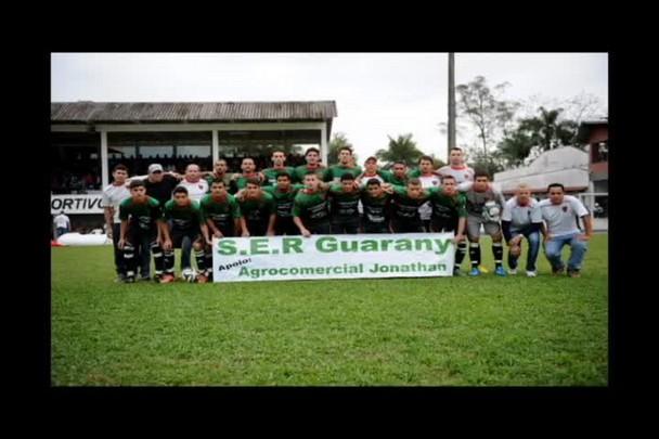 Final do Campeonato Varzeano 2014 em Jaraguá do Sul